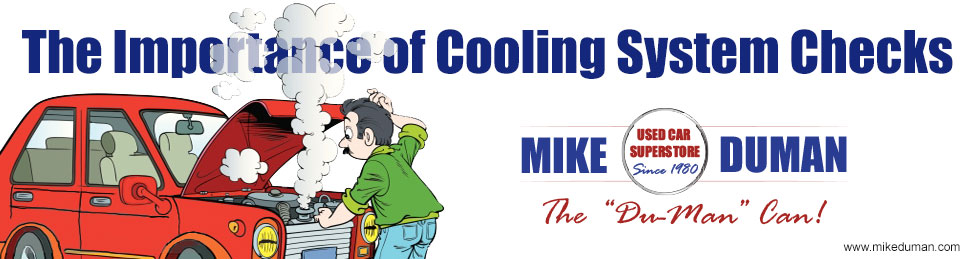 The Importance of Cooling Systems Checks