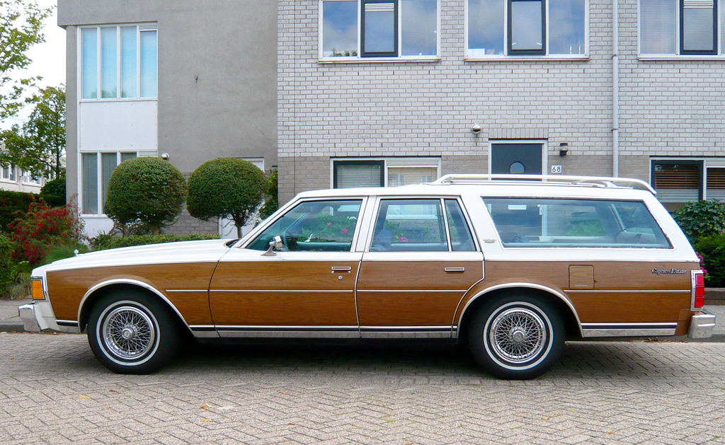 1970's Chevrolet Caprice Stationwagon