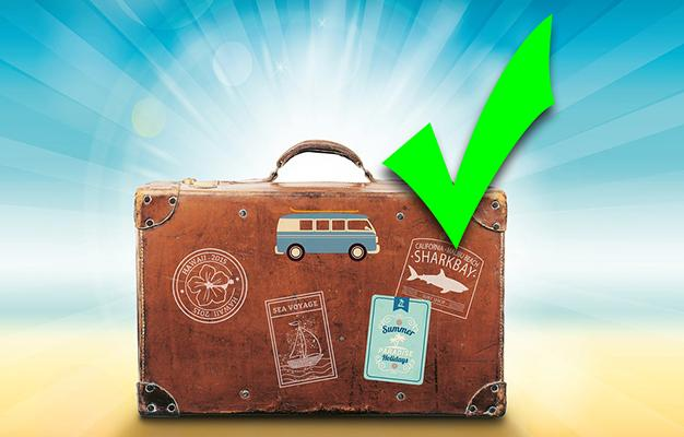 A Down and Dirty Summer Travel Checklist