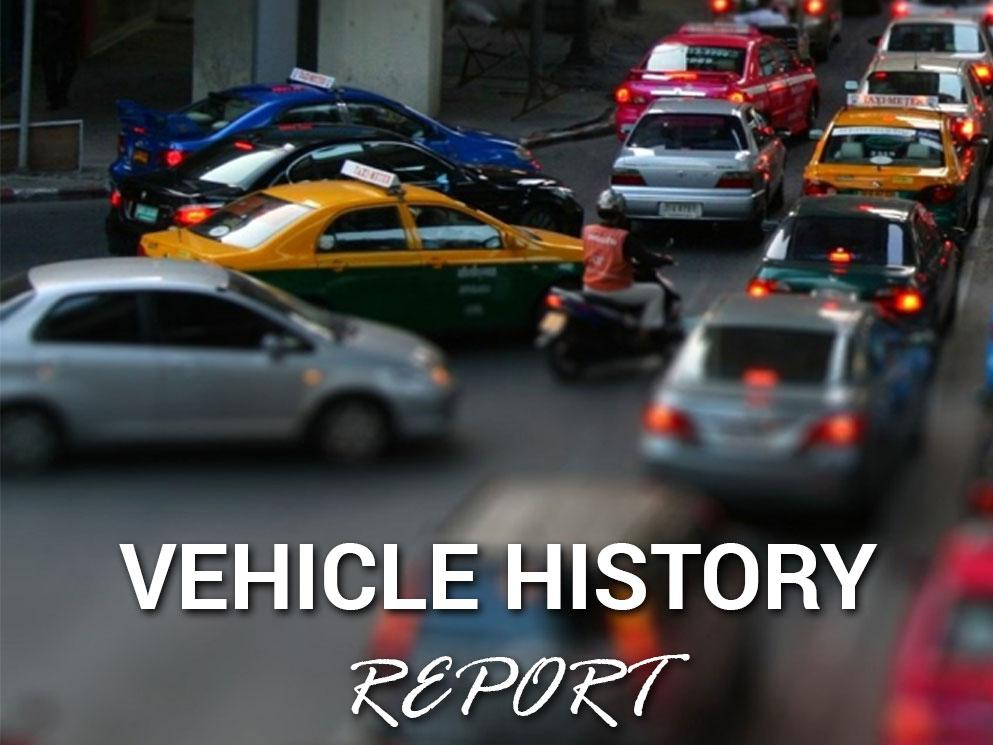 How to Check a Vehicle History in 2 Steps